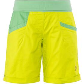 La Sportiva Ramp Naiset Lyhyet housut , vihreä